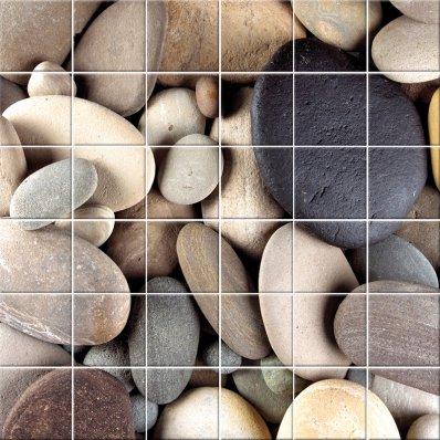 Adesivi follia : Adesivo per piastrelle cascata