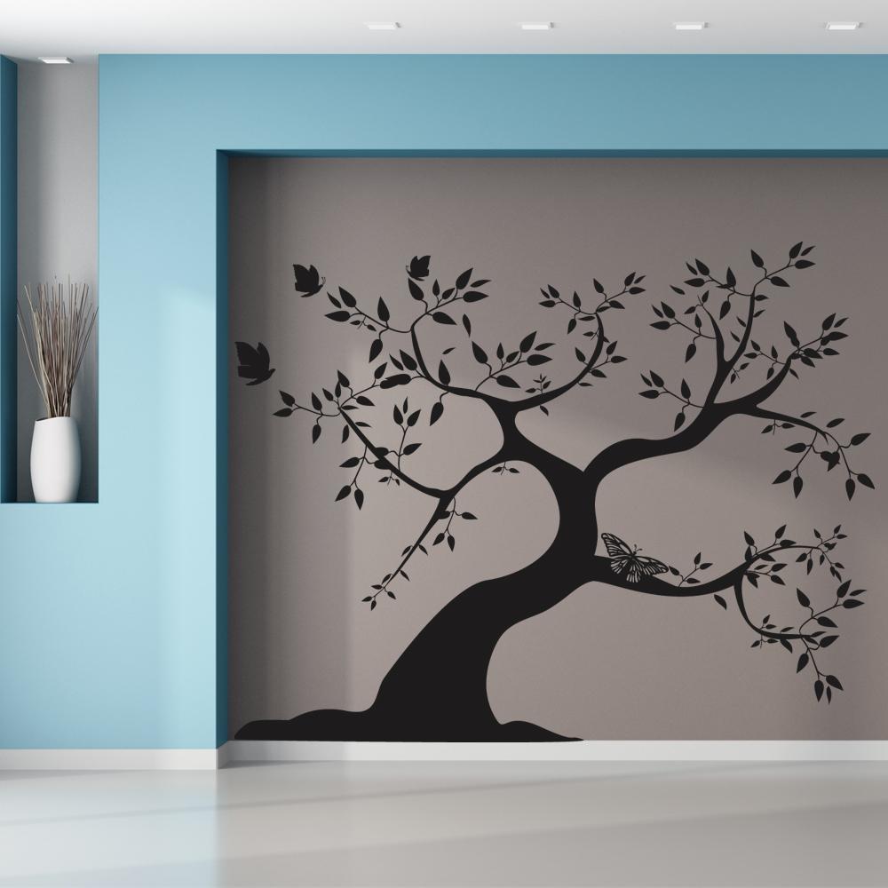 Adesivi follia adesivo murale albero - Adesivo albero ikea ...