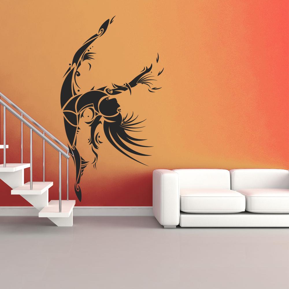 Adesivi follia adesivo murale ballerina for Adesivi follia