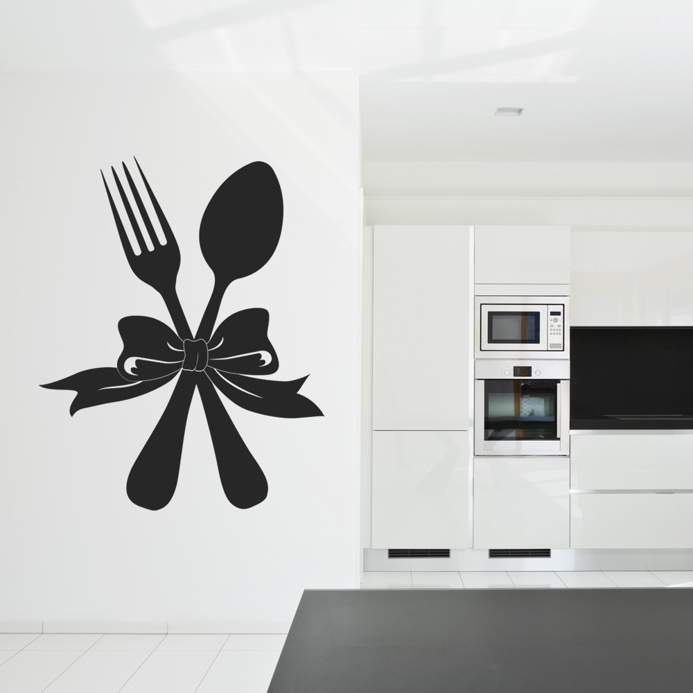 adesivi follia adesivo murale cucina. Black Bedroom Furniture Sets. Home Design Ideas