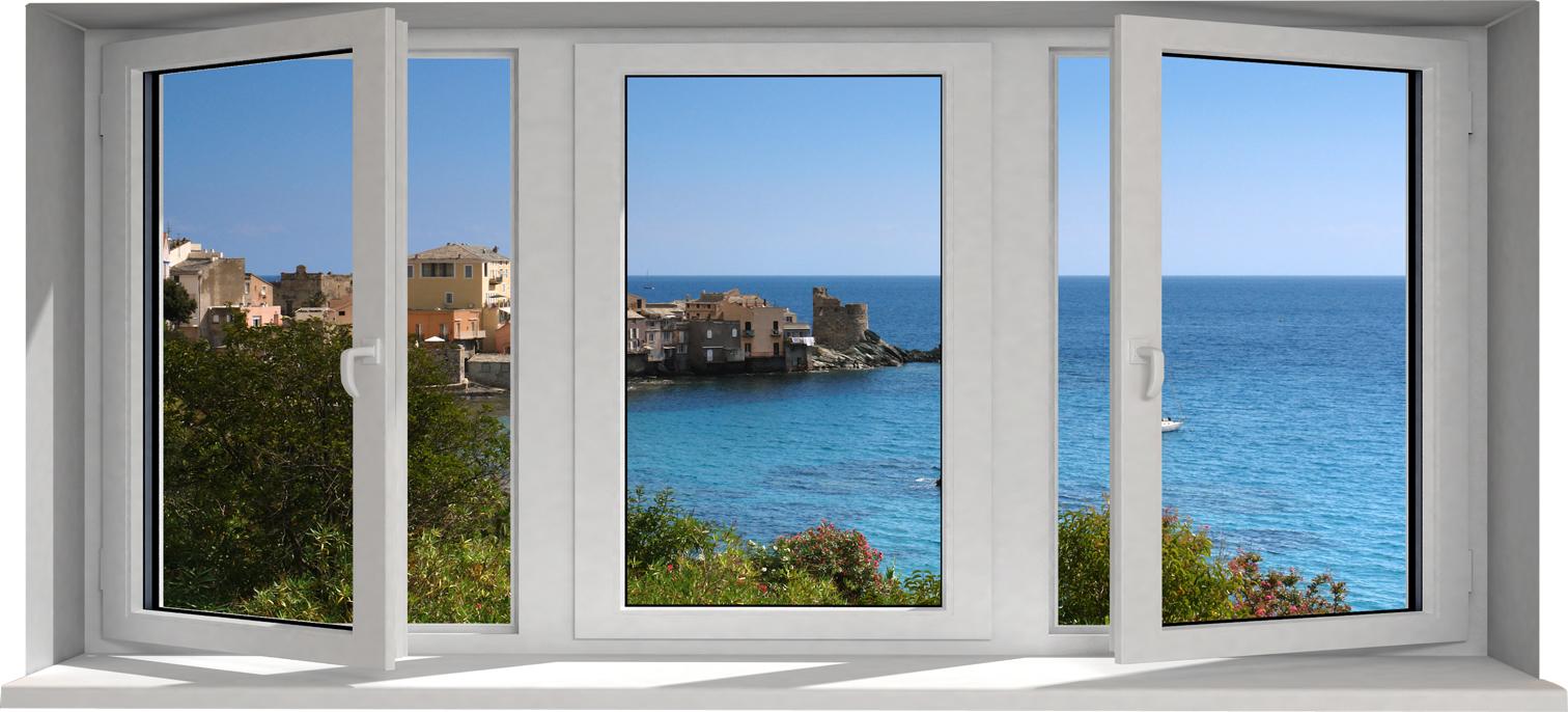 Adesivi follia adesivo murale finestra trompe l 39 oeil for Finestra immagini