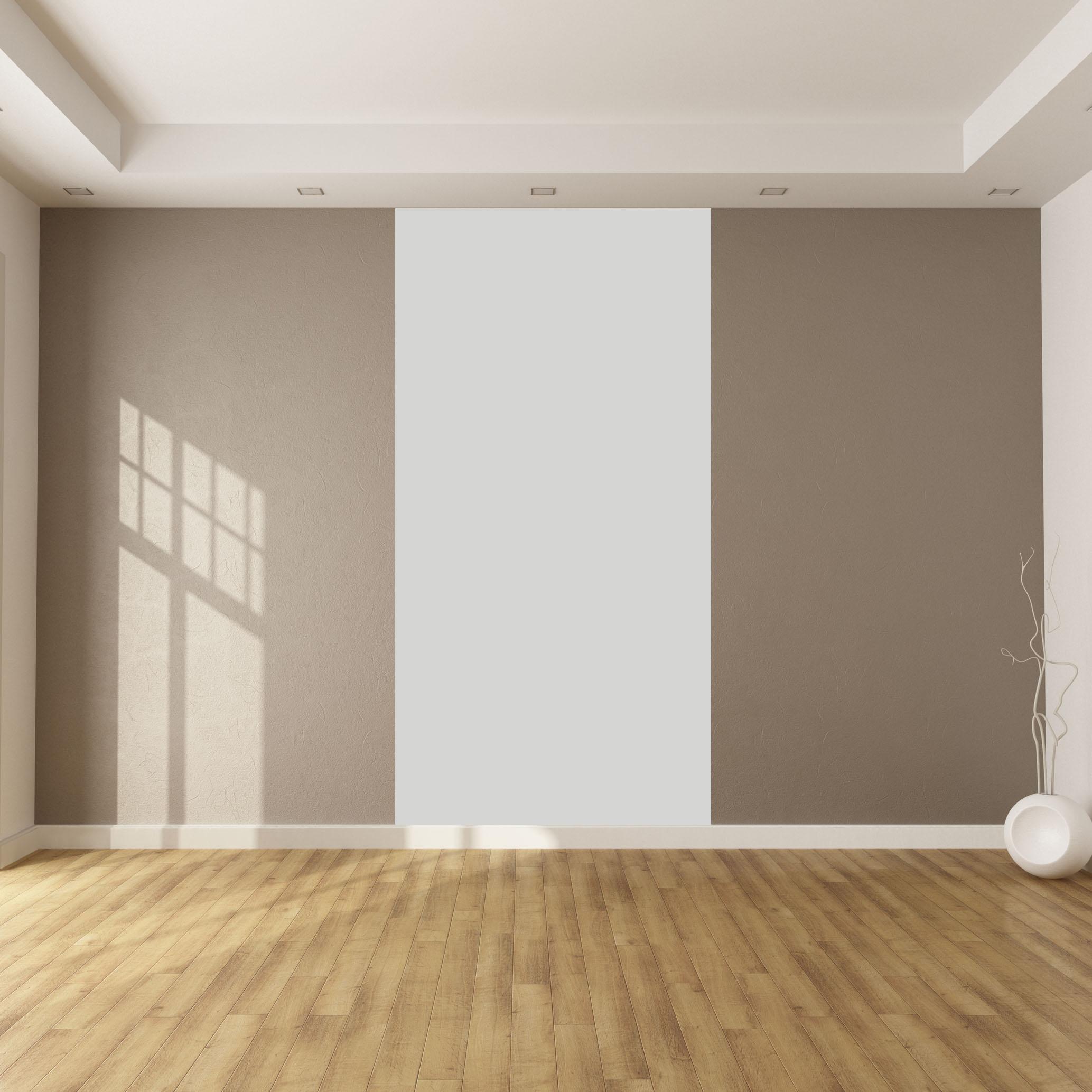 Colore Pareti Grigio Chiaro : Adesivi follia adesivo murale metro colore grigio chiaro