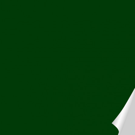 Adesivi follia : Adesivo Murale metro colore verde scuro