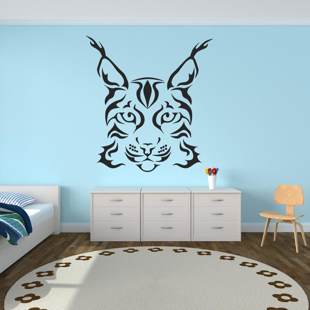 Adesivi follia adesivo murale tigre for Adesivi follia