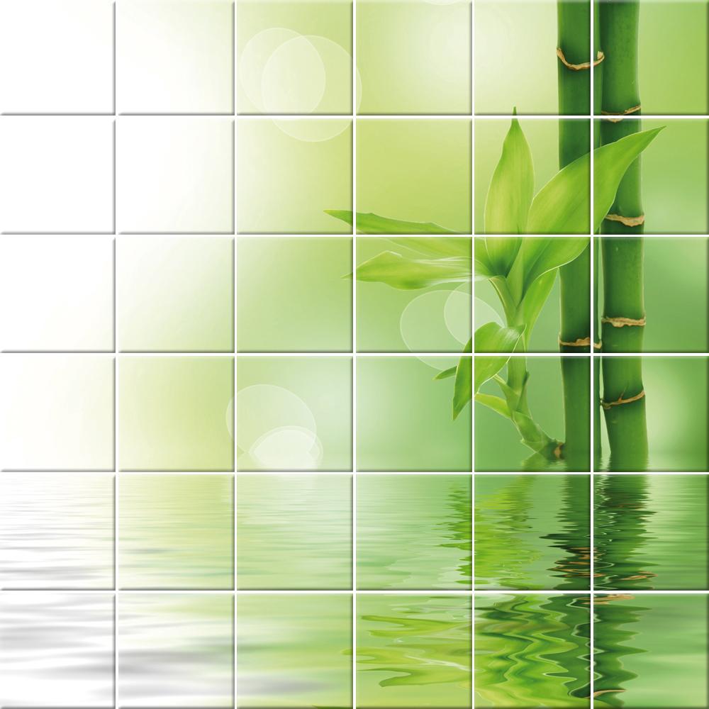 Adesivi follia adesivo per piastrelle bamb for Adesivi per piastrelle doccia