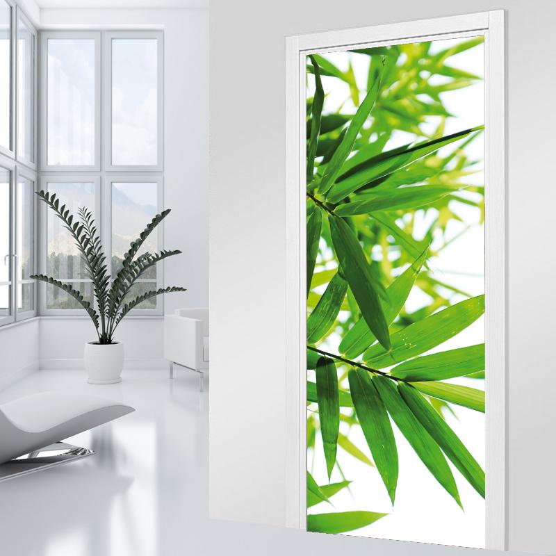 Adesivi follia adesivo per porte ramo - Adesivi decorativi per porte ...