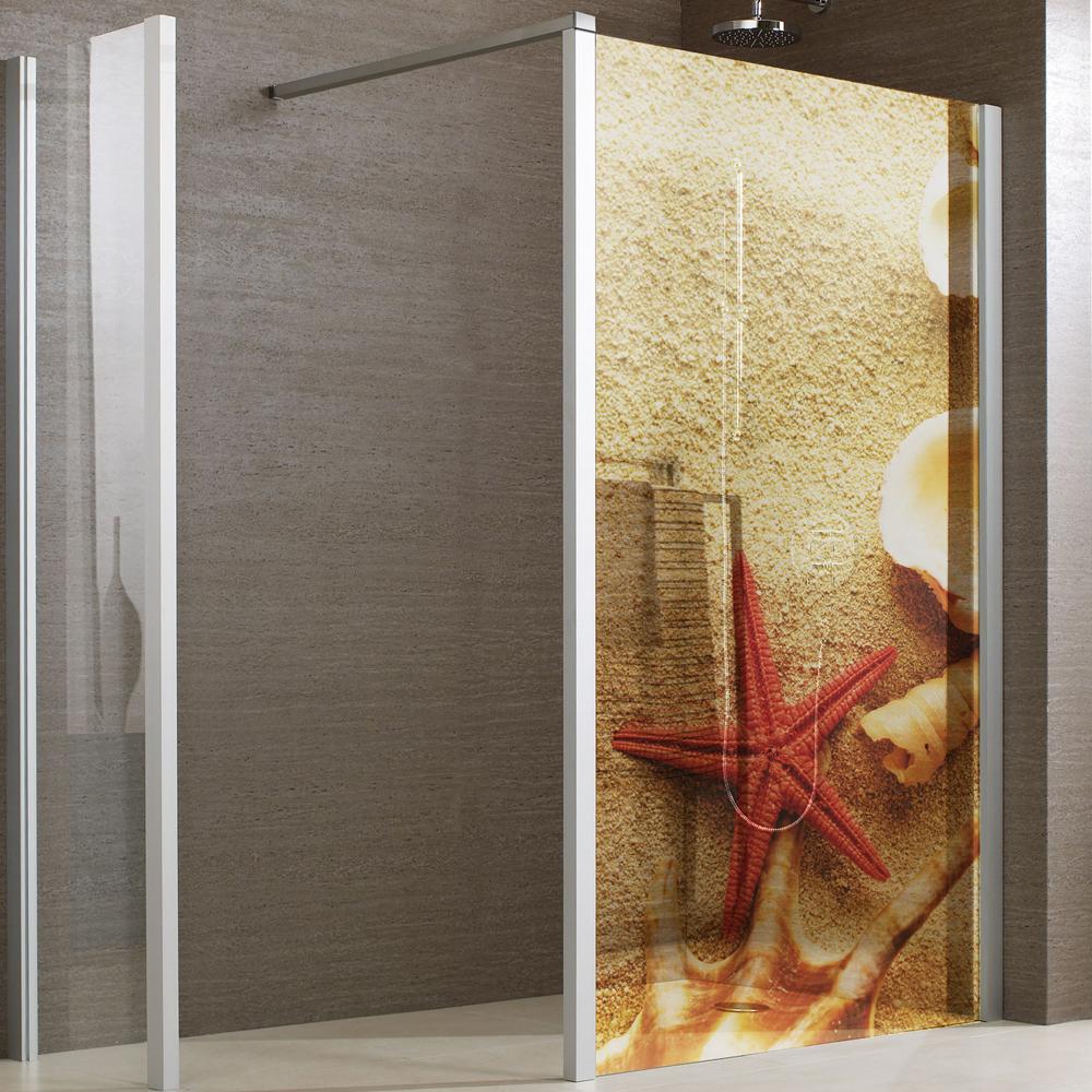 Adesivi follia adesivo traslucido per box doccia marino for Adesivi per box doccia