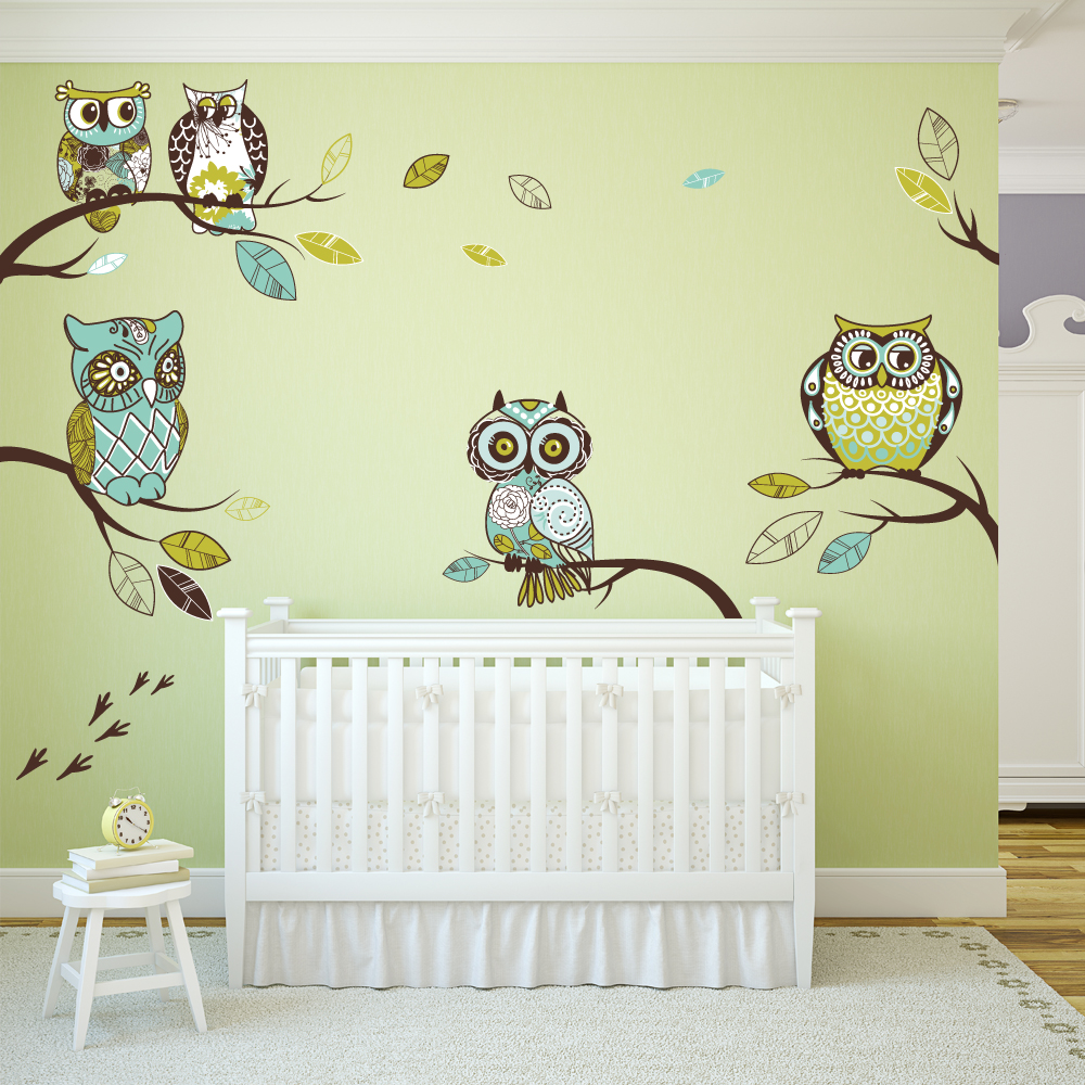 Adesivi Parete Bimbi. Beautiful Adesivi Murali Per Bambini Soluzioni ...