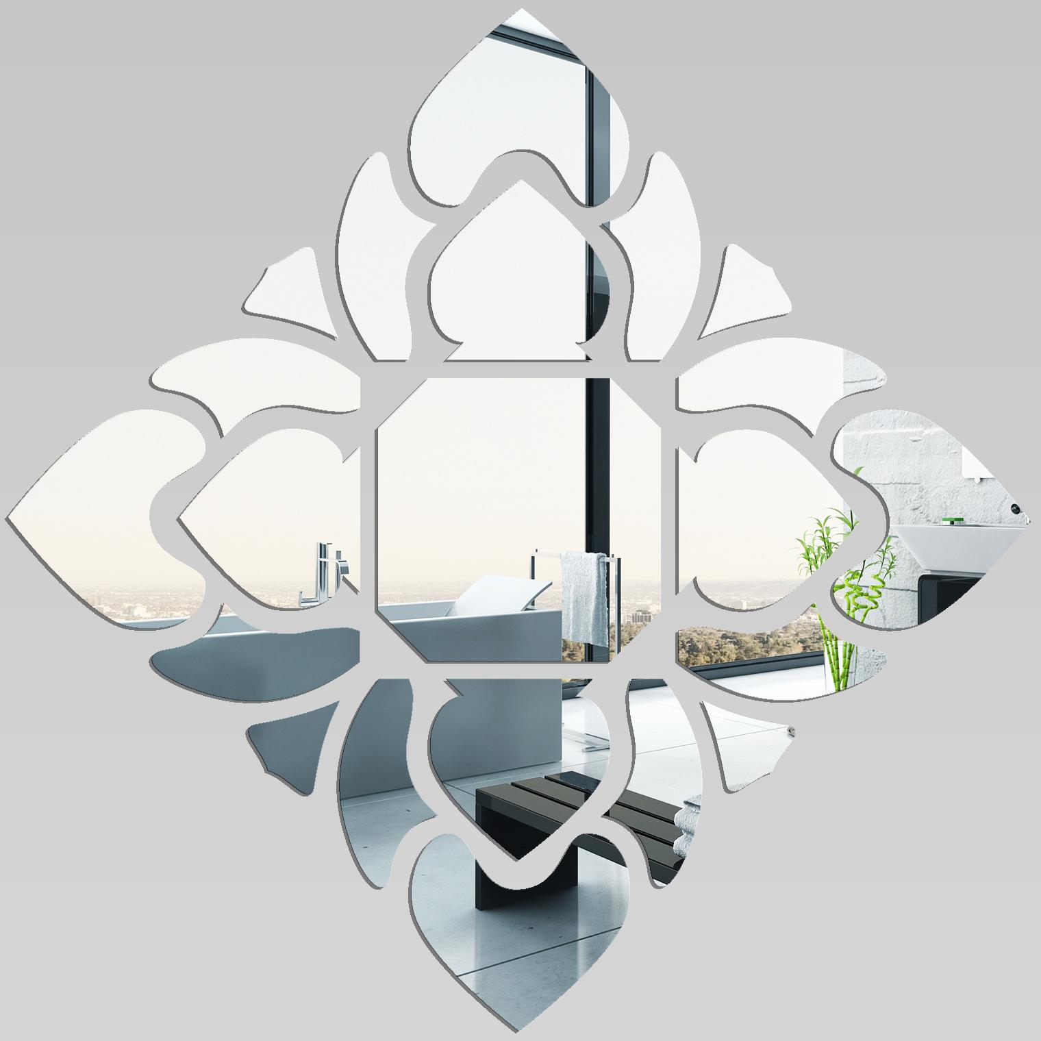 Adesivi Follia Specchio Acrilico Plexiglass Design